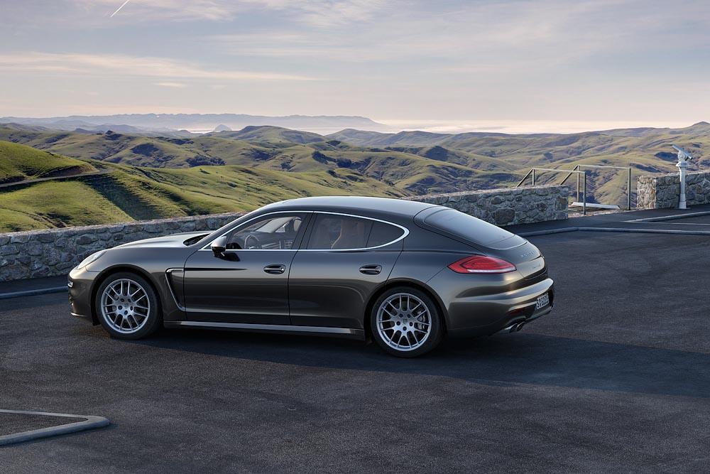 De Prijzen Van De Nieuwe Porsche Panamera 2013 Zijn Bekend