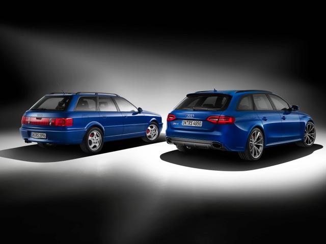 Audi RS 20 jaar