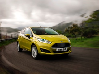 Ford Fiesta 1.0 PowerShift nu ook als complete Style