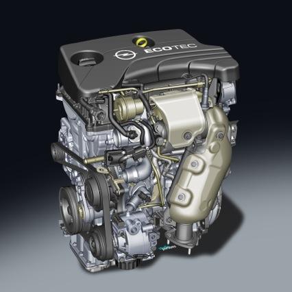 Opel Adam nieuwe motor