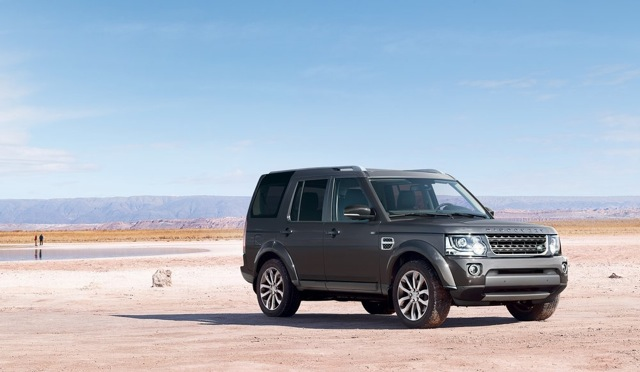 LAND ROVER MAAKT PRIJS DISCOVERY XXV SPECIAL EDITION BEKEND