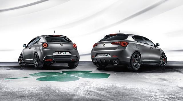 De snelste Alfa Romeo's nu standaard met TCT-transmissie