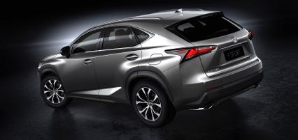Nieuwe Lexus NX 2014 kopen