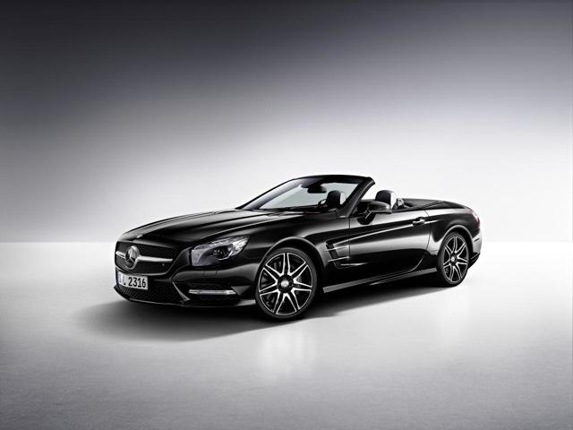 Nieuwe Mercedes-Benz SL 400: efficiënte biturbokracht