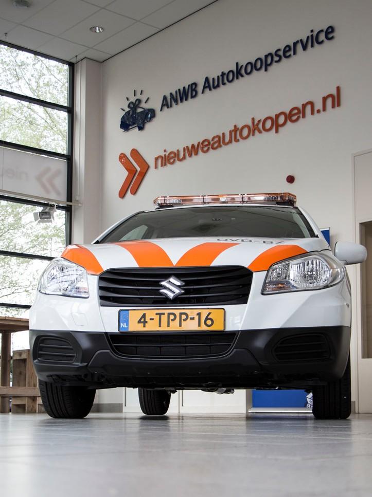 suzuki SX4 gemeente Almere
