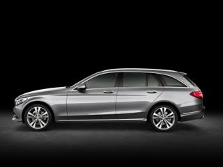 Nieuwe Mercedes-Benz C-Klasse Estate - net zo veelzijdig als het leven