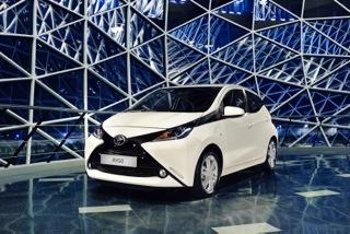 Nieuwe Toyota Aygo 2014 kopen