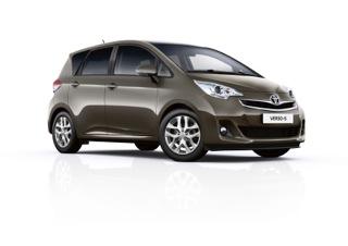 Toyota geeft Verso-S nieuwe looks
