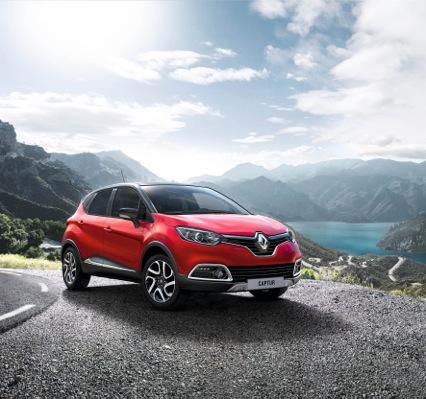 Nieuwe Renault Captur Helly Hansen 2014 kopen