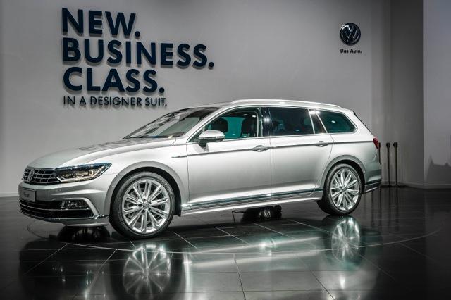 Nieuwe Volkswagen Passat 2014 kopen
