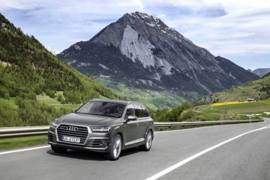 Nieuwe Audi Q7 kopen