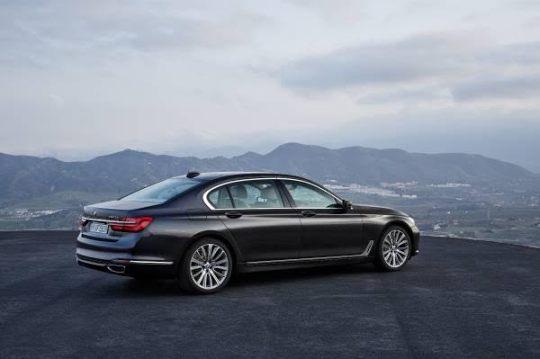 Nieuwe BMW 7 serie kopen