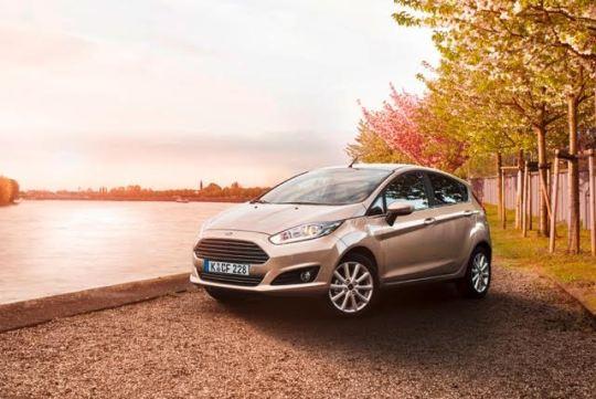 Nieuwe Ford Fiesta kopen