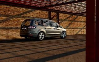 Nieuwe Ford Galaxy 2015