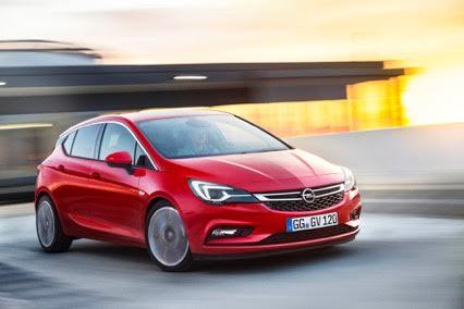 Nieuwe Opel Astra kopen