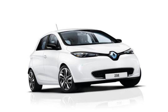 Nieuwe Renault Zoe kopen