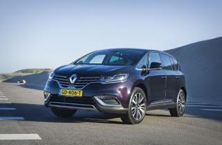 Nieuwe Renault Espace 2015 kopen