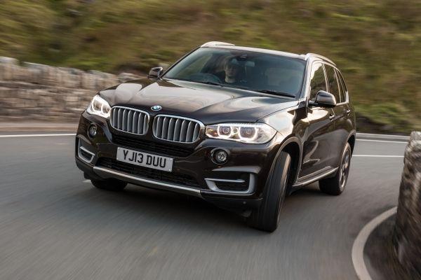 Nieuwe BMW X5 2015 kopen