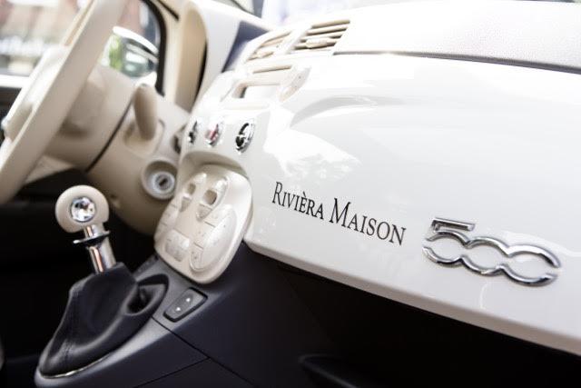 Nieuwe Fiat 500 Riviera Maison