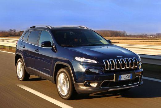Nieuwe Jeep Cherokee kopen