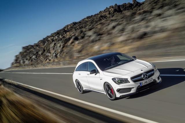 Nieuwe Compacte Modellen Van Mercedes Amg 2015 Zijn Nu Te Bestellen