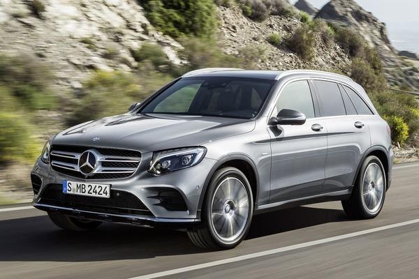 Nieuwe Mercedes Benz GLC 2015