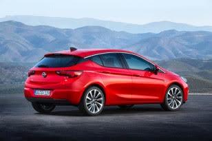 Nieuwe Opel Astra 2015 kopen