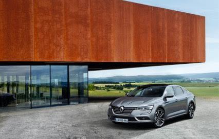 Nieuwe Renault Talisman 2015