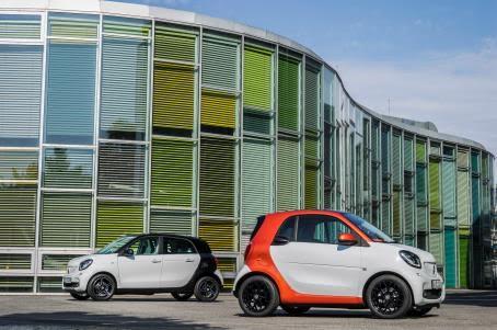 Nieuwe smart 2015 kopen