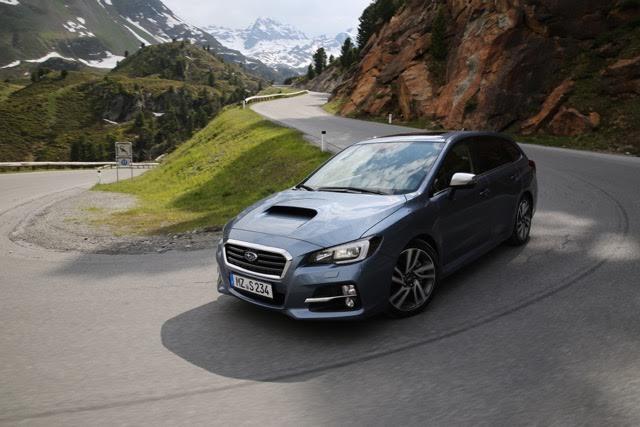 Nieuwe Subaru Levorg 2015