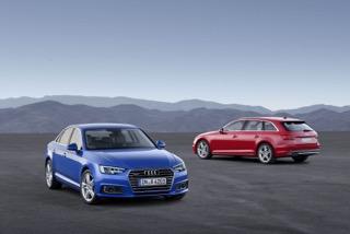 Nieuwe Audi A4 2015 prijzen