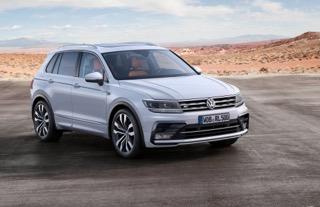 Nieuwe Volkswagen Tiguan 2015