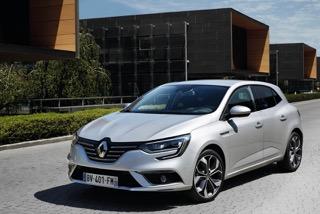 Nieuwe Renault Megane