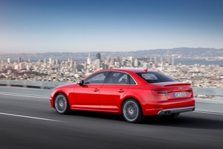 Nieuwe Audi S4 2015