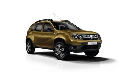 Nieuwe Dacia 2015