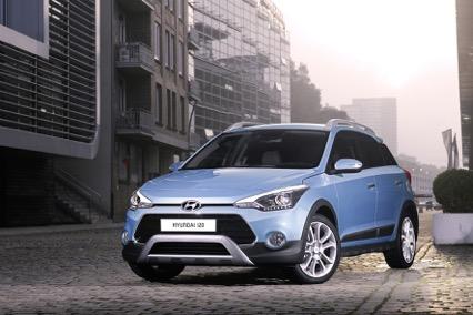 Nieuwe Hyundai i20 2015 kopen