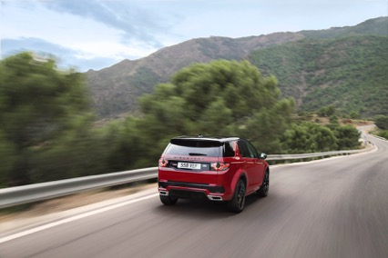 Nieuwe Land Rover Discovery Sport 2015 kopen