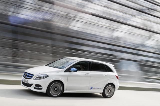 Nieuwe Mercedes Benz B-Klasse 2015 kopen