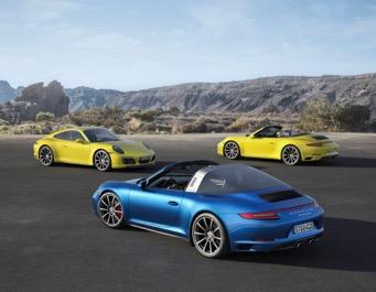 Nieuwe Porsche 911 2015 kopen