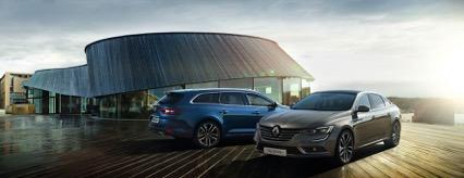 Nieuwe Renault Talisman 2015 klopen
