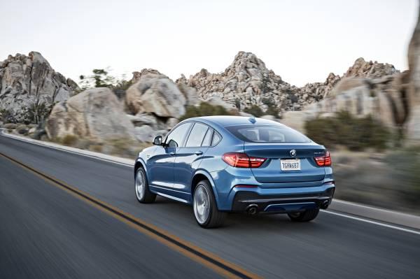 Nieuwe BMW X4 2015 kopen