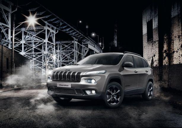 Nieuwe Jeep Cherokee kopen 2015