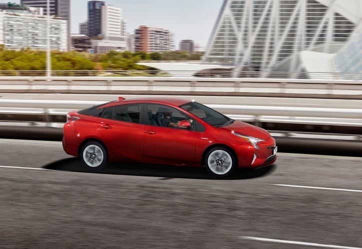 NIeuwe Toyota Prius 2015 kopen