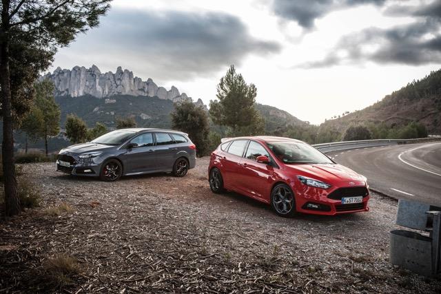 Nieuw model Ford Focus ST 2016 kopen
