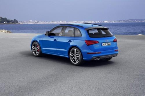 Nieuwe Audi SQ5 2016 kopen