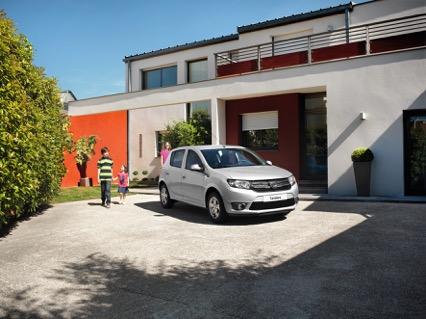 Nieuwe Dacia Sandero 2016 kopen