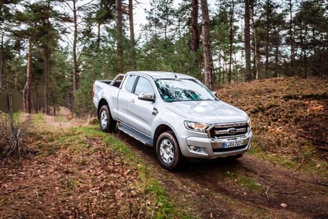 Nieuwe Ford Ranger kopen 2016