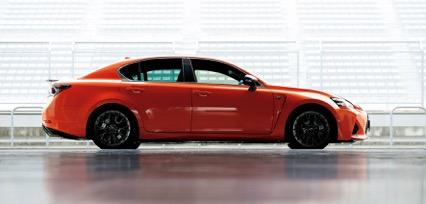 Nieuwe Lexus GS-F 2015 kopen