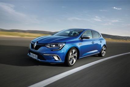 Nieuwe Renault Megane 2015 kopen