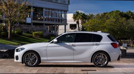BMW 1 serie 2016 hatchback koopen